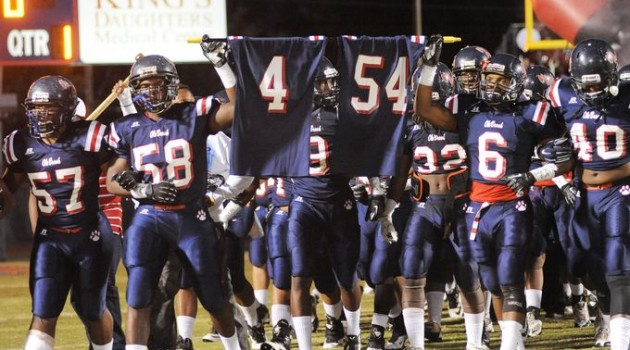 Brookhaven High School Football - Courtesy of clarionledger.com