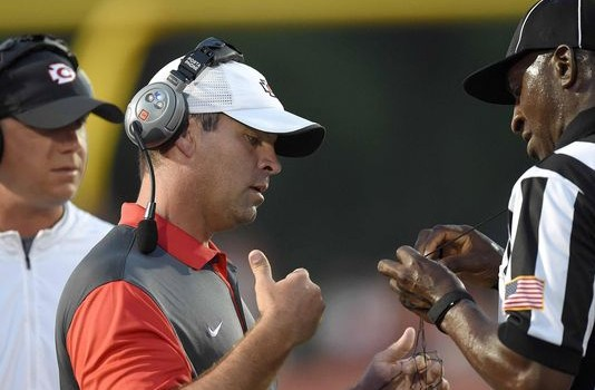 Clinton head football coach Judd Boswell - photo courtesy of clarionledger.com